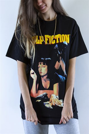 Pulp Fiction Oversize Tshirt
