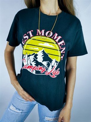 Best Moments Camping Tshirt